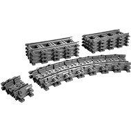 LEGO City 7499 Flexible und gerade Schienen - Baukasten