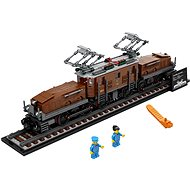 LEGO Creator 10277 Lokomotive Krokodil - LEGO-Bausatz