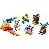 LEGO Classic 10712 Würfel und Zahnräder - Baukasten