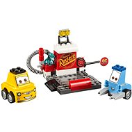 LEGO Juniors 10732 Guido und Luigis Pit Stopp - Baukasten