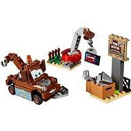 LEGO Juniors 10733 Hooks Schrottplatz - Baukasten