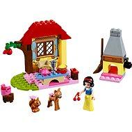 LEGO Juniors 10738 Schneewittchens Waldhütte - Baukasten