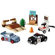 LEGO Juniors 10742 Rasante Trainingsrunden in der Teufelsschanze - Baukasten