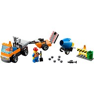 LEGO Juniors 10750 Straßenbau-Laster - Baukasten