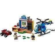 LEGO Juniors 10751 Gebirgspolizei auf Verfolgungsjagd - Baukasten