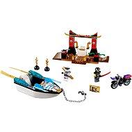 LEGO Juniors 10755 Zanes Verfolgungsjagd mit dem Ninjaboot - Baukasten