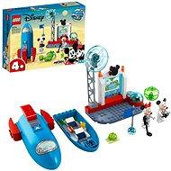 LEGO® | Disney 10774 Mickys und Minnies Weltraumrakete - LEGO-Bausatz