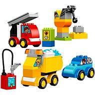 LEGO DUPLO 10816 Meine ersten Fahrzeuge - Baukasten