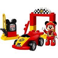 LEGO DUPLO Disney 10843 Mickys Rennwagen - Baukasten