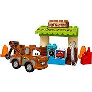 LEGO DUPLO Cars TM 10856 Hooks Schuppen - Baukasten