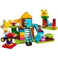LEGO DUPLO My First 10864 Steinebox mit großem Spielplatz - Baukasten