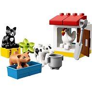 LEGO DUPLO Town 10870 Tiere auf dem Bauernhof - Baukasten