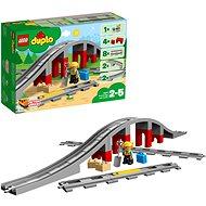 LEGO DUPLO 10872 Eisenbahnbrücke und Schienen - LEGO-Bausatz