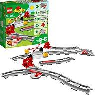 LEGO DUPLO 10882 Eisenbahn Schienen - LEGO-Bausatz