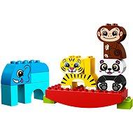 LEGO DUPLO 10884 Meine erste Wippe mit Tieren - Baukasten