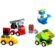 LEGO DUPLO My First 10886 Meine ersten Fahrzeuge - Bausatz