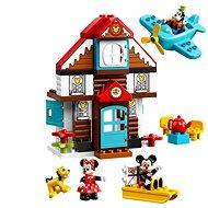 LEGO DUPLO Disney 10889 Mickeys Ferienhaus - Bausatz