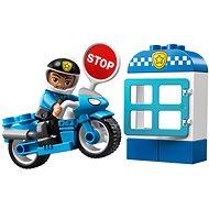 LEGO DUPLO 10900 Polizeimotorrad - LEGO-Bausatz