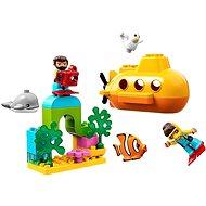 LEGO DUPLO Town 10910 U-Boot-Abenteuer - LEGO-Bausatz