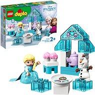 LEGO DUPLO Princess TM 10920 Elsas und Olafs Eis-Café - LEGO-Bausatz