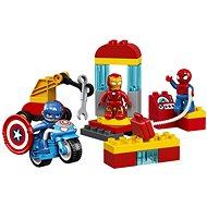 LEGO DUPLO Super Heroes 10921 Iron Mans Labor-Treffpunkt - LEGO-Bausatz