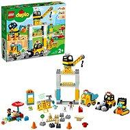 LEGO DUPLO Town 10933 Große Baustelle mit Licht und Ton - LEGO-Bausatz