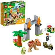 LEGO® DUPLO® Jurassic World™ 10939 Ausbruch des T. rex und Triceratops - LEGO-Bausatz