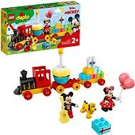 LEGO® DUPLO® Disney™ 10941 Mickys und Minnies Geburtstagszug - LEGO-Bausatz