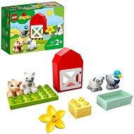 LEGO® DUPLO® Town 10949 Tierpflege auf dem Bauernhof - LEGO-Bausatz