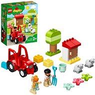 LEGO® DUPLO® Town 10950 Traktor und Tierpflege - LEGO-Bausatz
