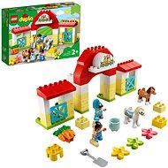 LEGO® DUPLO® Town 10951 Pferdestall und Ponypflege - LEGO-Bausatz