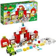 LEGO® DUPLO® Town 10952 Scheune, Traktor und Tierpflege - LEGO-Bausatz