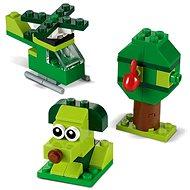 LEGO Classic 11007 Grüne Kreativwürfel - LEGO-Bausatz