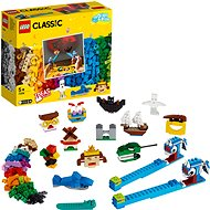 LEGO Classic 11009 LEGO Bausteine - Schattentheater - LEGO-Bausatz