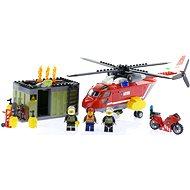 LEGO City 60108 Feuerwehr-Löscheinheit - Baukasten