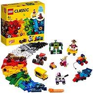 LEGO® Classic 11014 Steinebox mit Rädern - LEGO-Bausatz