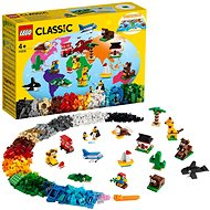 LEGO® Classic 11015 Einmal um die Welt - LEGO-Bausatz