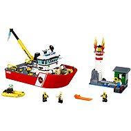 LEGO City 60109 Feuerwehrschiff - Baukasten