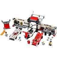 LEGO Speed Champions 75876 Porsche 919 Hybrid and 917K Pit Lane - Baukasten
