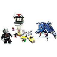 LEGO Super Heroes. Superhelden-Einsatz am Flughafen - Baukasten