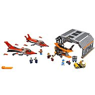 LEGO City 60103 Flughafen - Große Flugschau - Baukasten