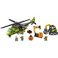 LEGO City 60123 Vulkan-Versorgungshelikopter - Baukasten