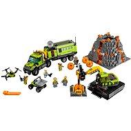 LEGO City 60124 Vulkan-Forscherstation - Baukasten