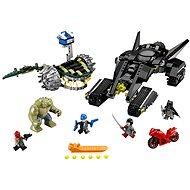 LEGO Super Heroes 76055 Batman: Killer Crocs Überfall in der Kanalisation - Baukasten