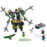 LEGO 76059 Super Heroes Spider-Man: Doc Ocks Tentakelfalle - Baukasten