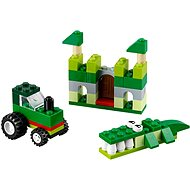 LEGO Classic 10708 Keativ-Box Grün - Baukasten