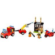 LEGO Juniors 10740 Löschtrupp-Koffer - Baukasten