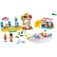 LEGO Juniors 10747 Andrea & Stephanies Strandurlaub - Baukasten