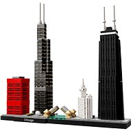 LEGO Architecture 21033 Chicago - Baukasten