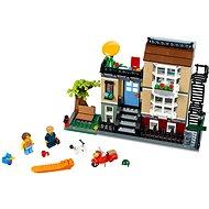 LEGO Creator 31065 Stadthaus an der Parkstraße - Baukasten